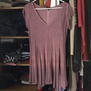 Soft cozy dress or tunic